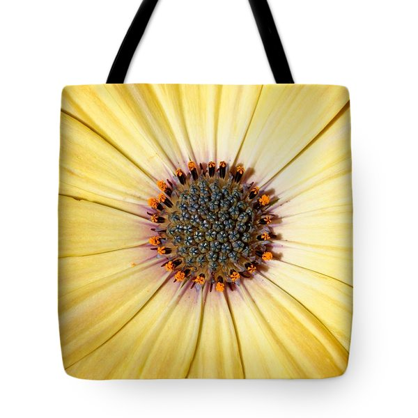 Golden Crown - Daisy Tote Bag
