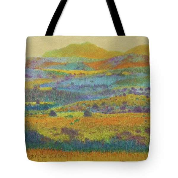 Golden Dakota Day Dream Tote Bag