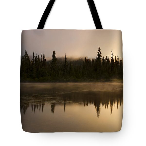 Golden Dawn Tote Bag by Mike  Dawson