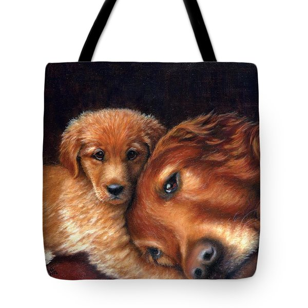 Golden Daydreams Tote Bag