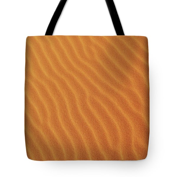 Golden Desert Sands Tote Bag
