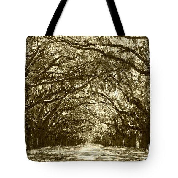 Golden Dream World Tote Bag by Carol Groenen