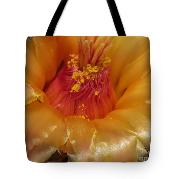 Golden Flower 1 Tote Bag