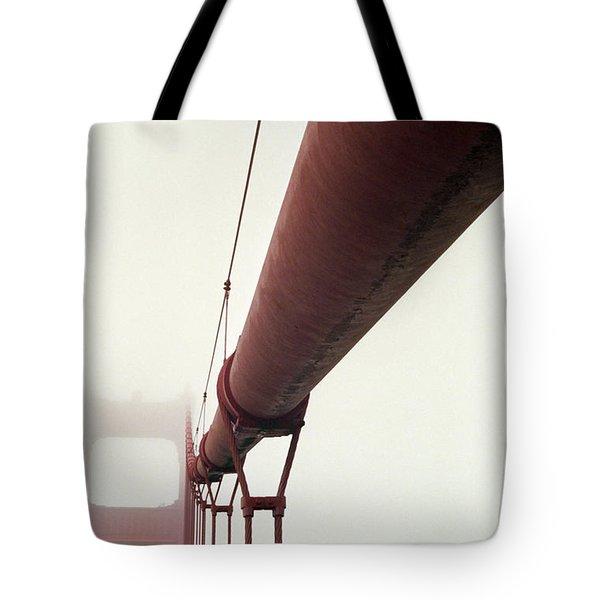 Golden Gate 3 Tote Bag