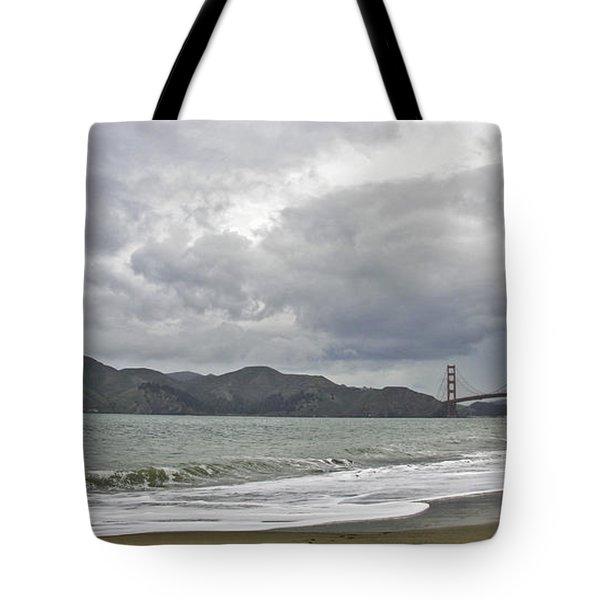 Golden Gate Study #2 Tote Bag