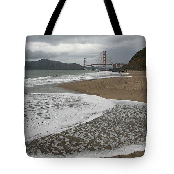 Golden Gate Study #3 Tote Bag