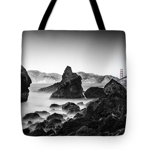 Golden Gate Colour Tote Bag