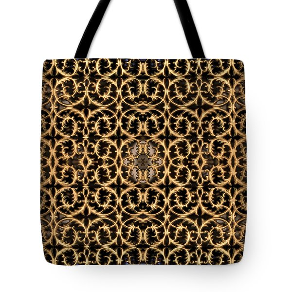 Tote Bag featuring the photograph Turkish Gate 2 by Mark Greenberg