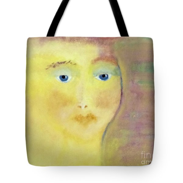 Golden Girl Tote Bag