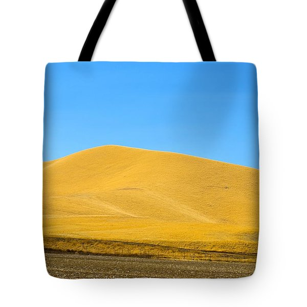 Golden Hill Tote Bag