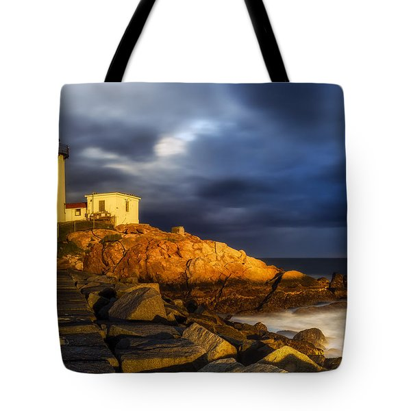Golden Hour Tote Bag by Mark Papke