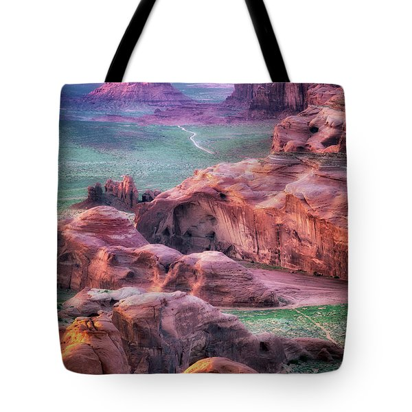 Golden Hour  Tote Bag by Nicki Frates