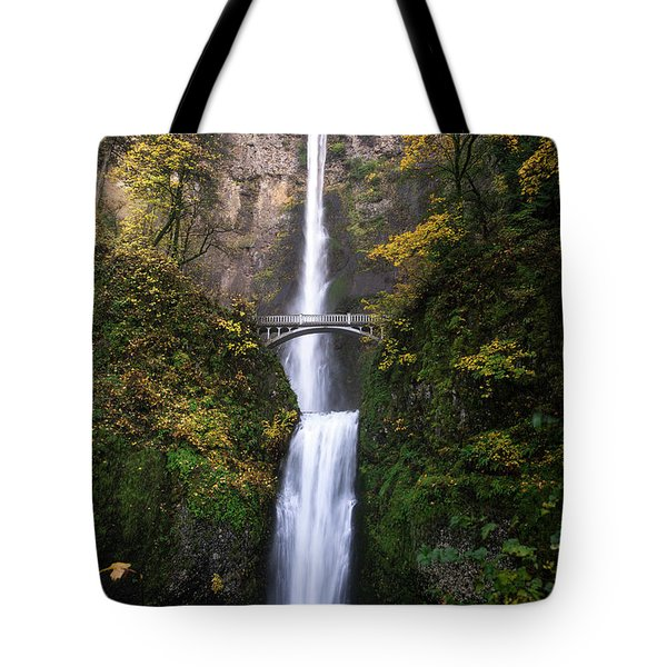 Golden Multnomah Tote Bag