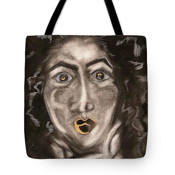 Gold N Natural Tote Bag