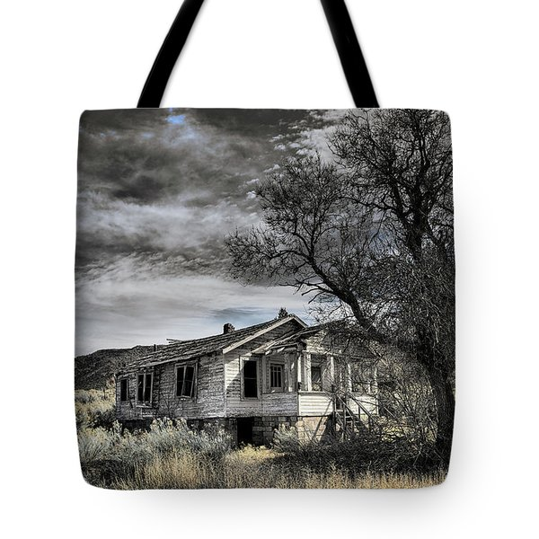 Golden New Mexico Tote Bag