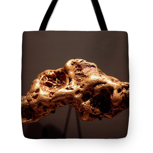 Golden Nugget Tote Bag by LeeAnn McLaneGoetz McLaneGoetzStudioLLCcom