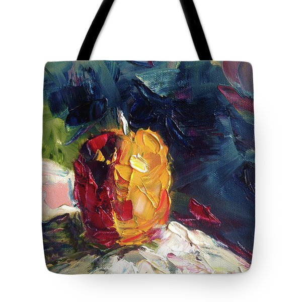 Golden Opportunity Tote Bag