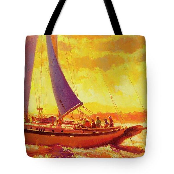 Golden Opportunity Tote Bag