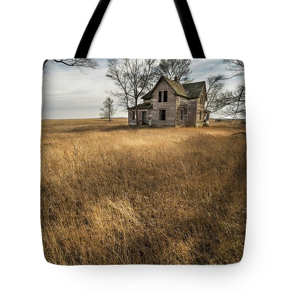 Tote Bag featuring the photograph Golden Prairie  by Aaron J Groen