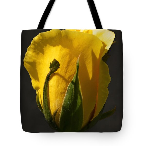 Golden Rose Tote Bag