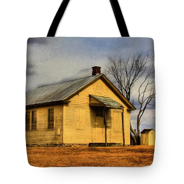 Golden Rule Days Tote Bag by Sharon Batdorf
