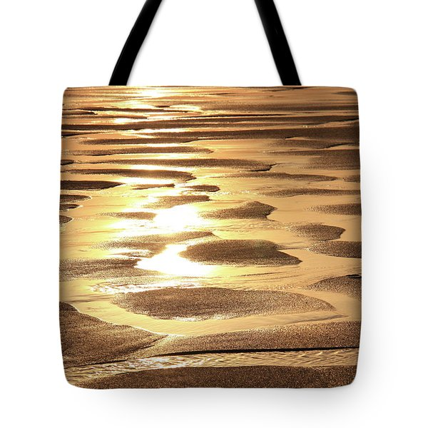 Tote Bag featuring the photograph Golden Sands by Roupen  Baker