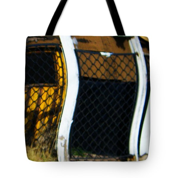 Golden Shed Tote Bag by Lenore Senior