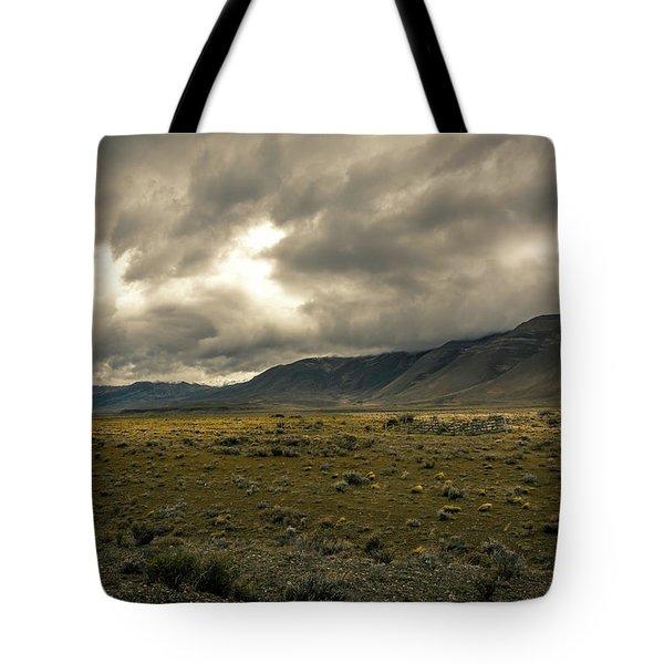 Golden Storm Tote Bag by Andrew Matwijec