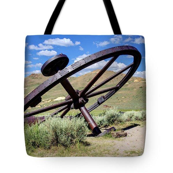 Golden Tools Tote Bag