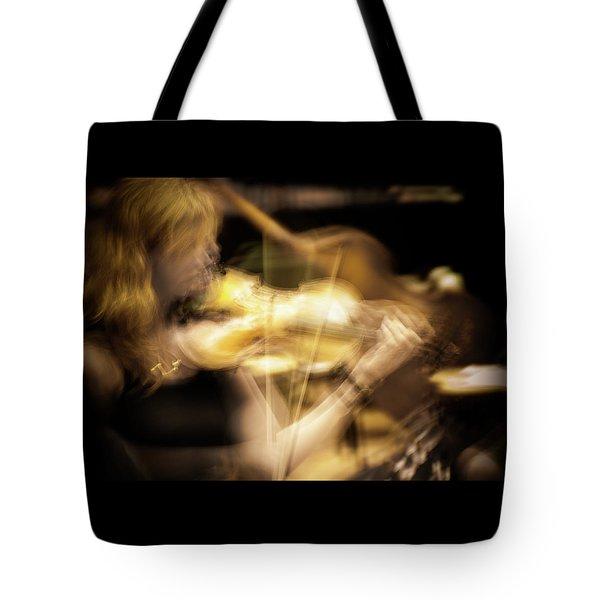 Golden Violin -  Tote Bag