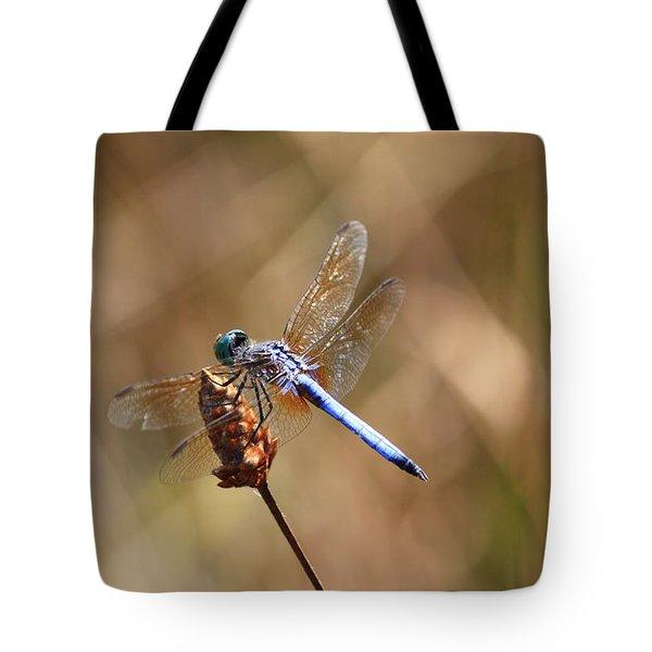 Golden Wings Tote Bag by Carol Groenen