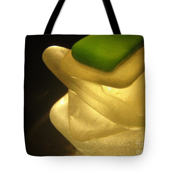 Golden Zen Tote Bag