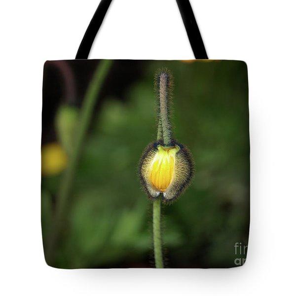 Goldengatefloral01 Tote Bag
