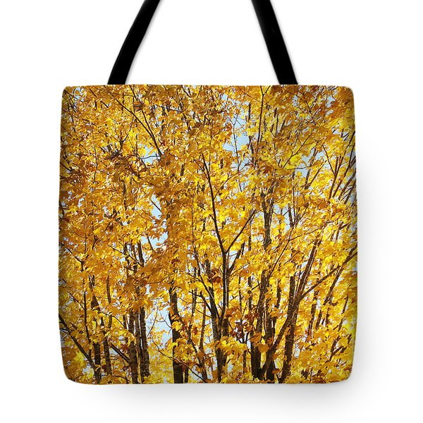 Goldenyellows Tote Bag by Aimelle