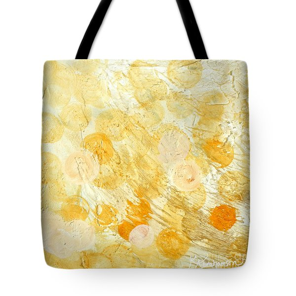 Goldie Tote Bag by Kristen Abrahamson
