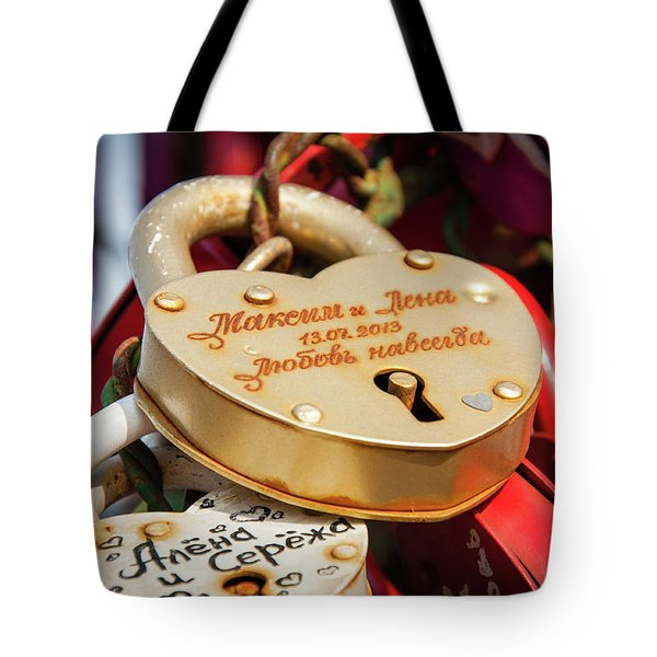 Goldielocks Tote Bag