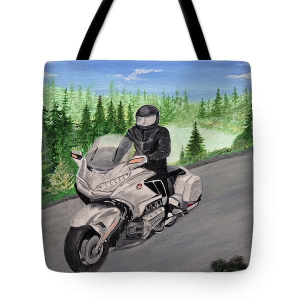 Goldwing Tote Bag