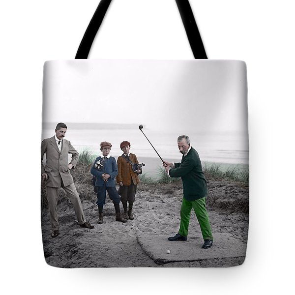 Golf 1907 Dream Tote Bag
