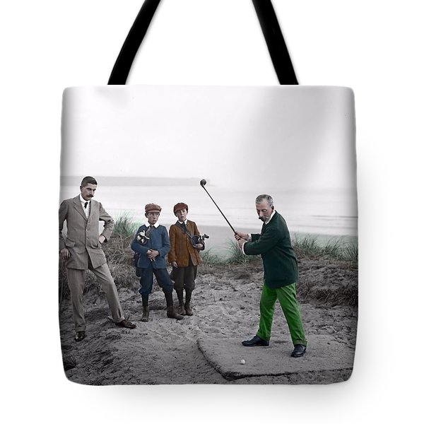 Golf 1907 Dream Tote Bag