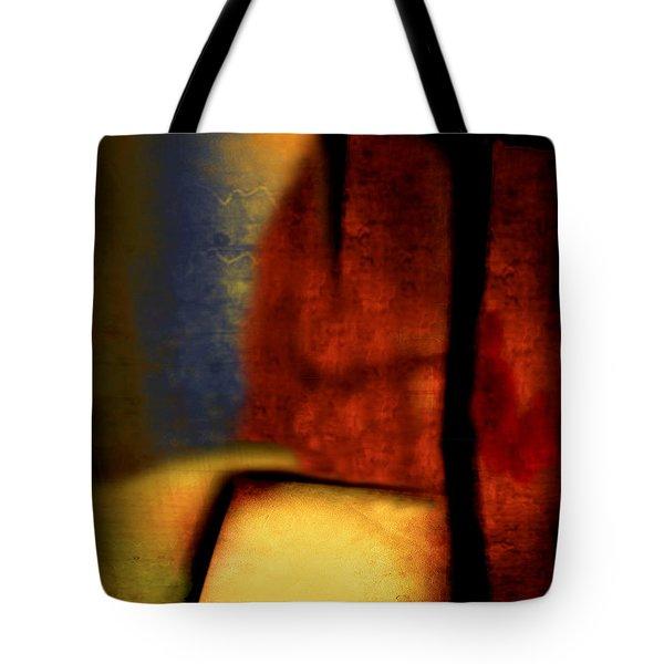 Golf Tote Bag by Jill English