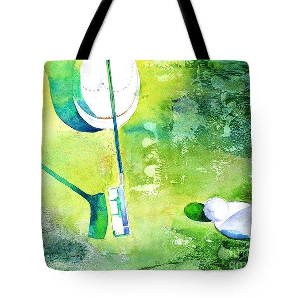 Golf Series - Finale Tote Bag