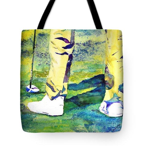 Golf Series - High Hopes Tote Bag
