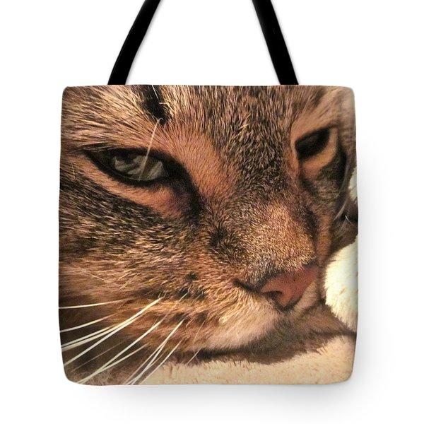 Goliath Tote Bag