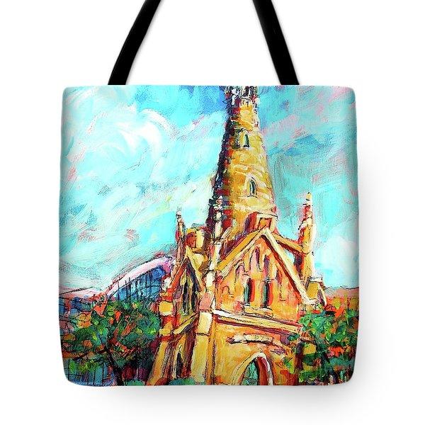 Gombert's Tower Tote Bag