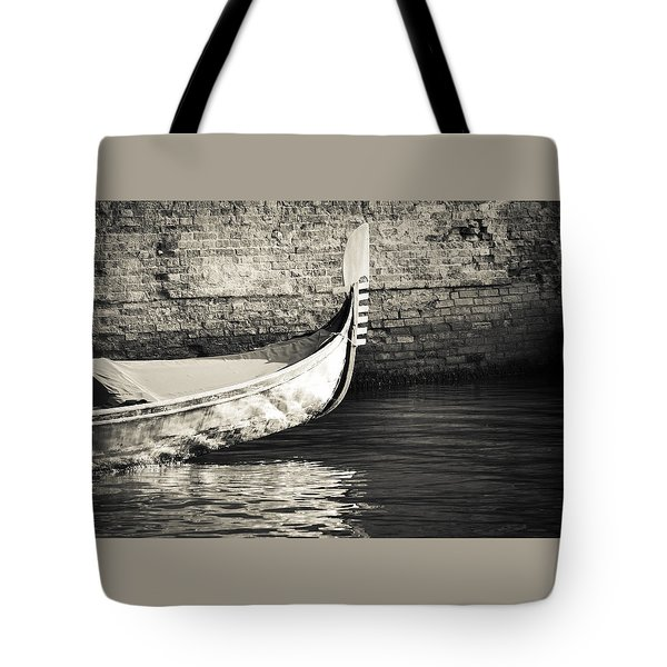 Gondola Wall Tote Bag