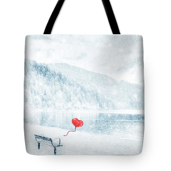 Gone Tote Bag by Iryna Goodall