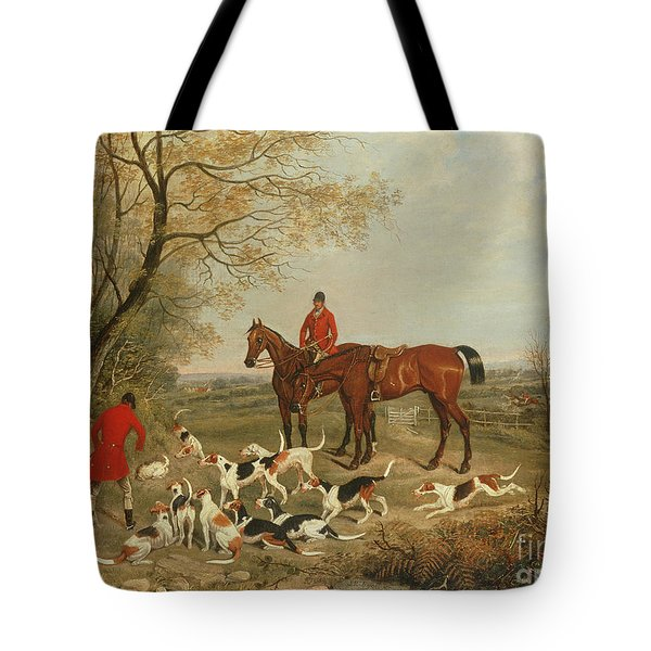 Gone To Earth Tote Bag