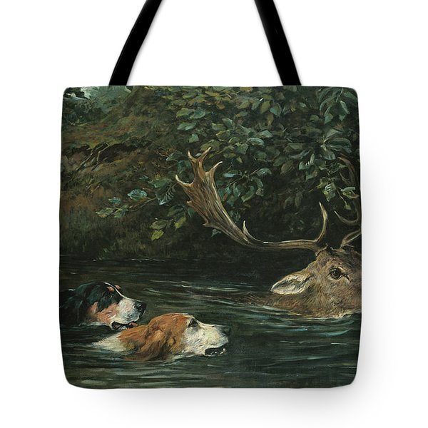 Gone To Water Tote Bag