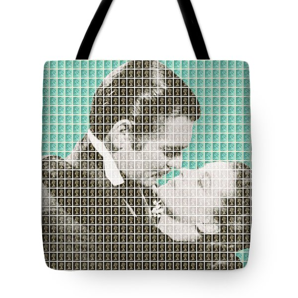Gone With The Wind - Blue Tote Bag