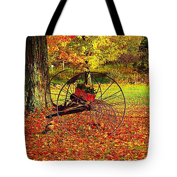 Gone With The Wind Tote Bag by Diane E Berry